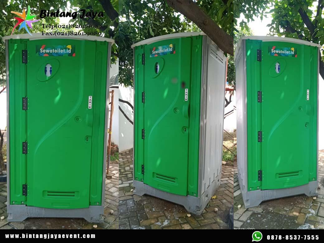 Sewa Toilet Portable Event Tangerang Outdoor