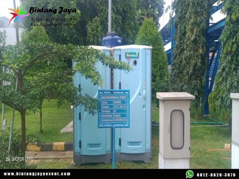 Sewa Toilet Portable Depok Perhari, Mingguan atau Bulanan Bersih dan Kualitas Terjamin