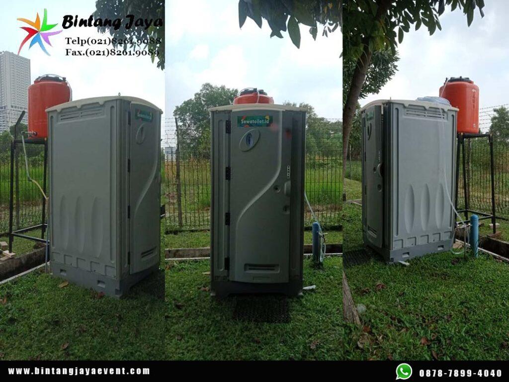 Sewa Toilet Portable Bekasi sesuai Prokes