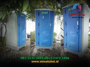 Sewa Toilet Portable Paramon Kawasan MM2100 Cibitung Bekasi