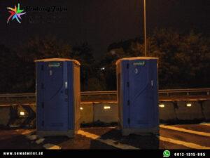 Sewa Toilet Portable event dan Proyek