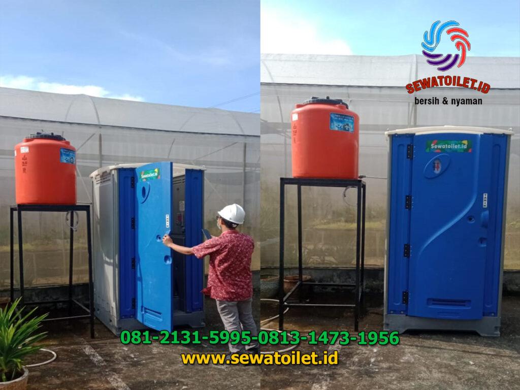 Rental Toilet Portable Tangerang Selatan