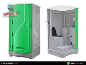 Jasa rental Toilet Portable harian dan bulanan murah