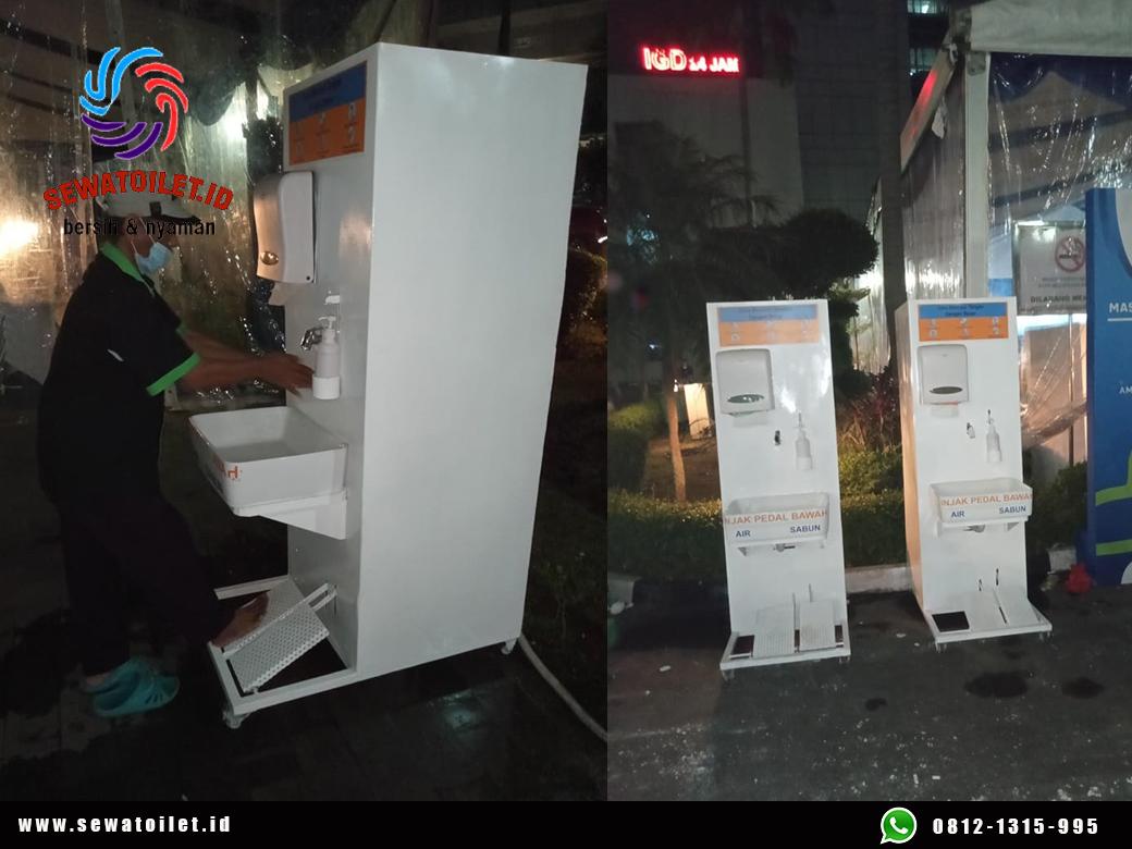 Jasa Sewa Wastafel Portable Jakarta Produk Terlaris