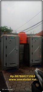 Menyewakan Toilet Portable Cipayung Jakarta Timur